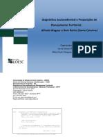 Diagnostico Socioambiental e Proposicoes de Planejamento Territorial Alfredo Wagner e Bom Retiro Santa Catarina Jun2014