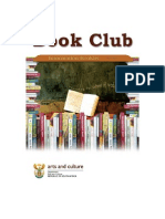 Dept of Arts and Culture Book Club Information Booklet