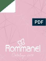 catálogo rommanel 2017