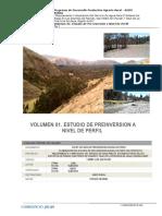 Estudio de Preinversion irrigacion Jauja