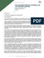 Reglamento Del Sistema Pericial Integral de La Función Judicial