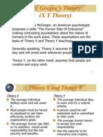 theory x y z