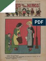 Correo de Los Niños Nº 08 (28.05.1913)