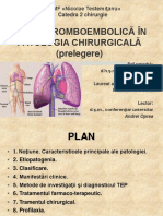 TROMBOEMBOLIA ARTEREI PULMONARE curs.ppt