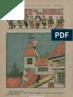 Correo de Los Niños Nº 10 (11.06.1913)