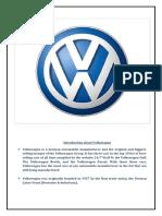 VW Mexico - Project Management PDF