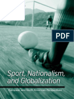 [Bairner]  Sport, Nationalism, And Globalization