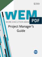 WEM Report Final Jb