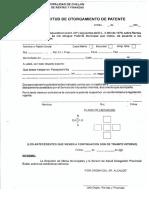 Patente Municipal