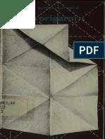 Origami - Octavio Armand