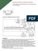 Função Pinos Ic Bq24725a (20p Qfn) Do Asus Ultrabook s400ca