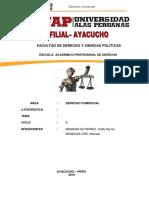 Derecho de Adquisicion Preferente de Participaciones en La Sociedad Comercial de Responsabilidad Limitada