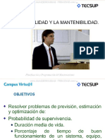 Confiabilidad Mantenibilidad Aplicacion Mantenimiento Rcm