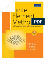 Finite Element Method With Applications in Engineering