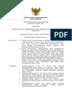Perdes Nomor 4 Tahun 2017 Ttg RKPDes 2017