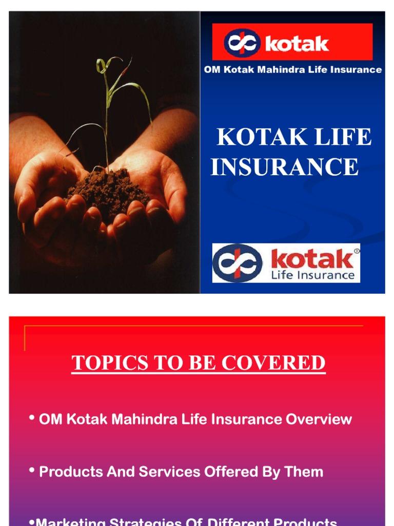 kotak | Life Insurance | Insurance