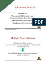 Multiple Access Protocol