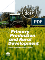 Primary Production and Rural Development Eie 2017 10