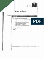 Metodología Pedagógica-Willems
