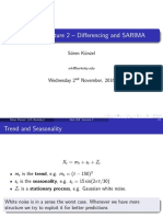 Time Series Lecture 2