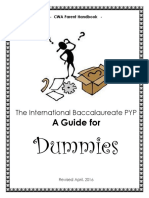 PYP for Dummies