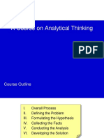 Analytical Thinking Training.ppt