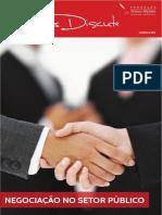 03 - Negociação No Setor Público