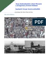 Adana Merkez Surp Asdvadzadzin (Aziz Meryem Ana) Apostolik (Gregorien) Ermeni Kilisesi