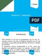 259232046 U01 Windows 7 Instalacion Basica 2014
