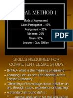 149738_L1- Legal Method Skills
