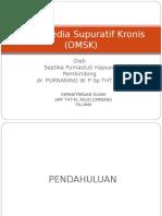 Otitis Media Supuratif Kronis (OMSK)