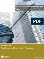 Advances in Financial Sector And Analysis