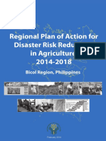 Bicol Plan of Action for DRR in Agriculture (Bicol DIPECHO)