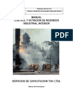 Manual Incendio Estructural
