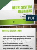 evolusi sistem imunitas