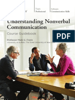 5937 Understanding Nonverbal Communication Guidebook