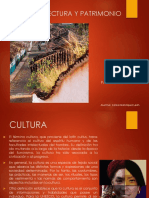 Arq y Patrimonio Zarina