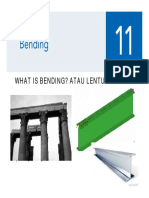 Additional Notes on Bending