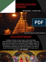 Shri SaiBaba Mandir Committee (Phagwara)