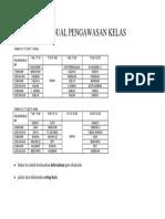 Jadual Pengawasan Kelas Akhir Tahun 2017 (1)