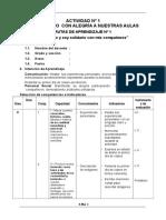 Capacidades y Estrategias2grado