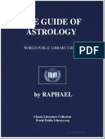 The Guide of Astrology