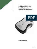 Defibtech Lifeline AED Manual