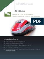 QATS Railway Datasheet