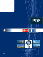 Catalogue LEVER Power Solutions en 2017