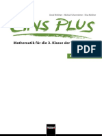 Eins Plus - Mathematik Für Die 3. Klasse Der Volksschule - Erarbeitungsteil