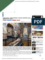 Vigilant Citizen - Clădiri SINISTRE Cu Simboluri SATANISTE_ Capela SANSEVERO Din NAPOLI - OrtodoxINFO