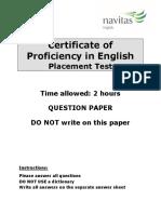 04 Navitas English Pretest -