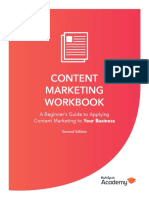 CMC Content Marketing Workbook