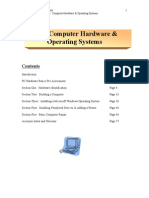 Basic Hardware Skills Curriculum